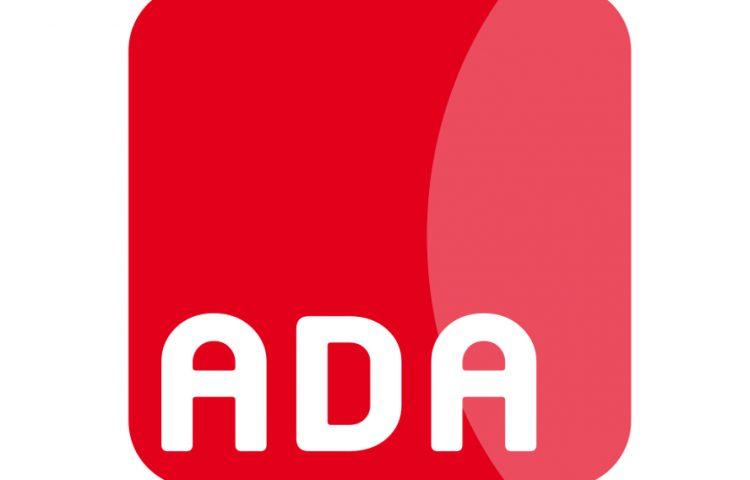 Das Logo der Bremer Antidiskriminierungsstelle ADA