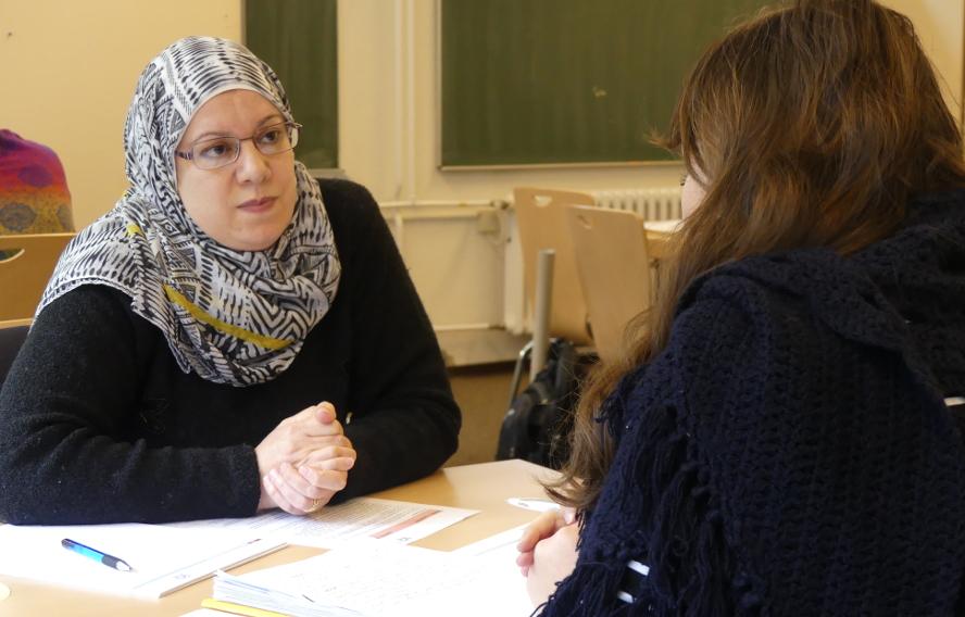 Beitragsbild Fachsprachliches Coaching und Tutorium für Lehrkärfte aus aller Welt