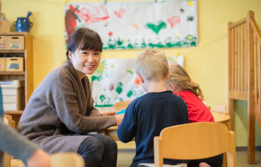 Die Fachseminare des Pädagogischen Bildungswerk sind ein wichtiger Schrit auf dem Weg zur beruflichen Anerkennung von pädagogischen Fachkräften in Bremen
