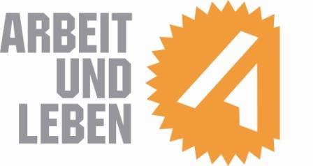 Logo von Arbeit und Leben
