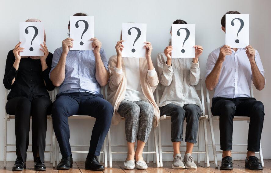 Elf Fragen -Elf Antworten. Arbeitshilfe für Mitarbeidende der Arbeitsverwaltung für die Beratung von Kundinnen und Kunden islamischer Religionszugehörigkeit