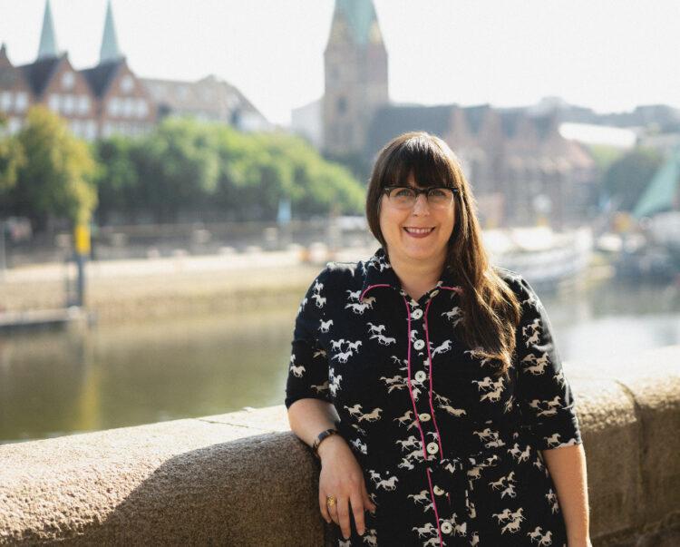 Birte Rabiega begleitet Bremer Unternehmen bei interkulturellen Öffnungsprozessen.