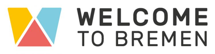 Logo des Projekts welcome to Bremen
