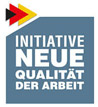 Logo Initiative Neue Qualitaet der Arbeit